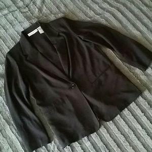 Sag Harbor Stretch blazer